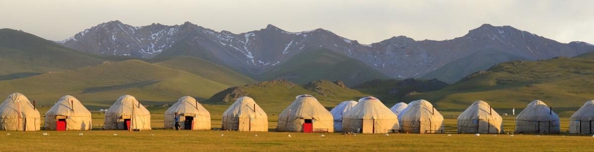 Un pais llamado Kirguistan
