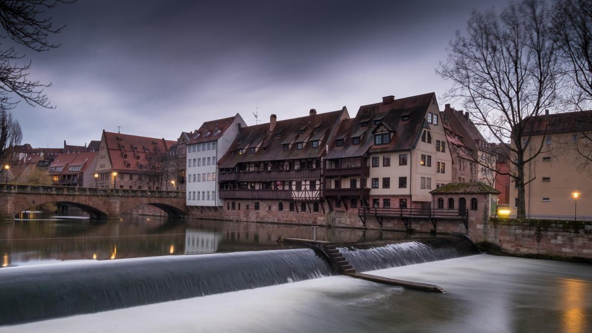 Nuremberg...la ciudad de los congresos Nazis